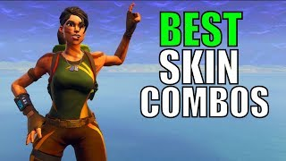 Best Skin Combos for Jungle Scout! | Fortnite