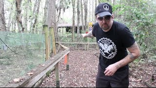 Silver Springs Theme Park - ABANDONED - Creepy Zoo