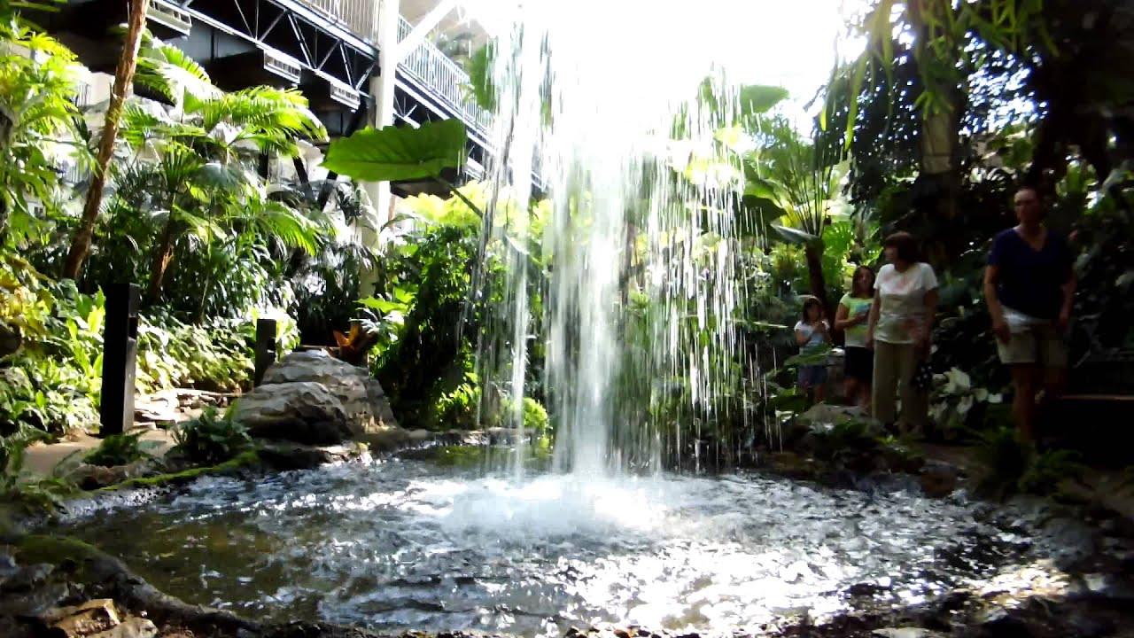 Opryland Hotel Waterfalls