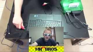 Retro Console Stream & Record Setup - N64 - MK64Bros