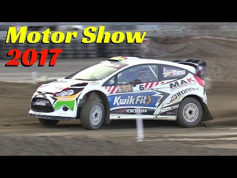 Download Youtube: Memorial Bettega Rally Show - Rovanperä, Solberg, Suninen & More! - Motor Show Bologna 2017 - Day 9