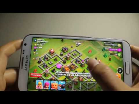 Clash of clans hack with mod unlimited gems
