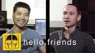 Tổng quan hành trình của Nhạc sĩ và Chuyên gia luyện thanh - Friends - 1F2N