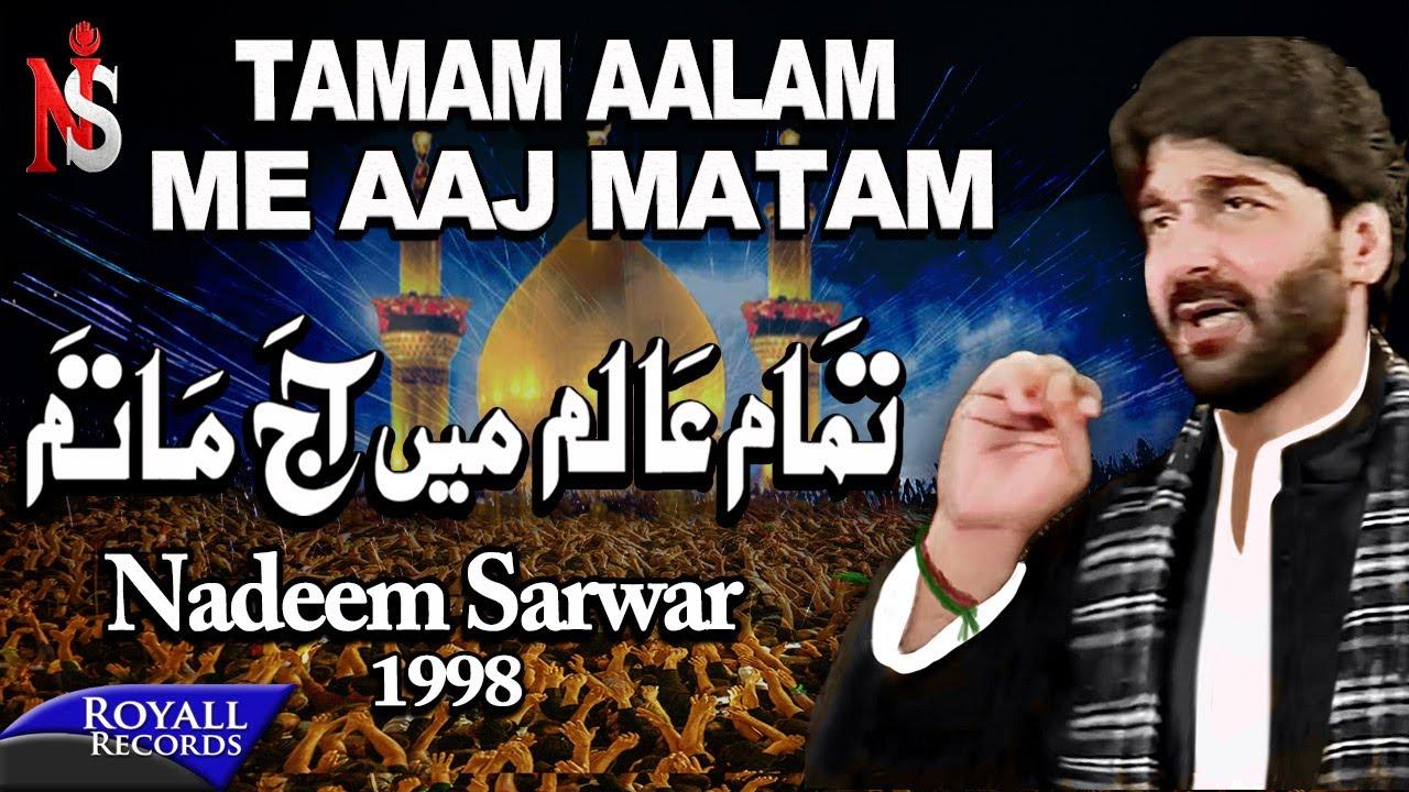 Nadeem Sarwar - Tamam Alaam 1998