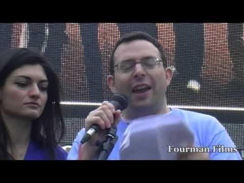 Dr Rob Galloway - A&E Consultant - Junior Doctors Protest 18 10 15