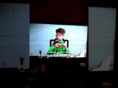 Arthur Christmas clip