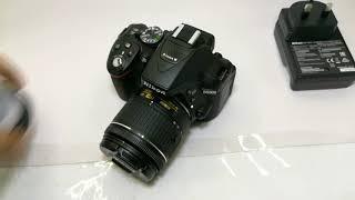 Review & unboxing Nikon D5300 | مراجعة و فتح صندوق كاميرا نيكون D5300