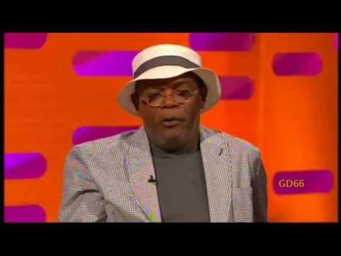 Samuel L Jackson, Sandra Bullock & Nick Frost on The Graham Norton Show (28th June 2013)