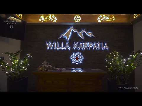 Tatry zimą  Willa Karpatia - pensjonat Murzasichle - bajeczny widok na góry
