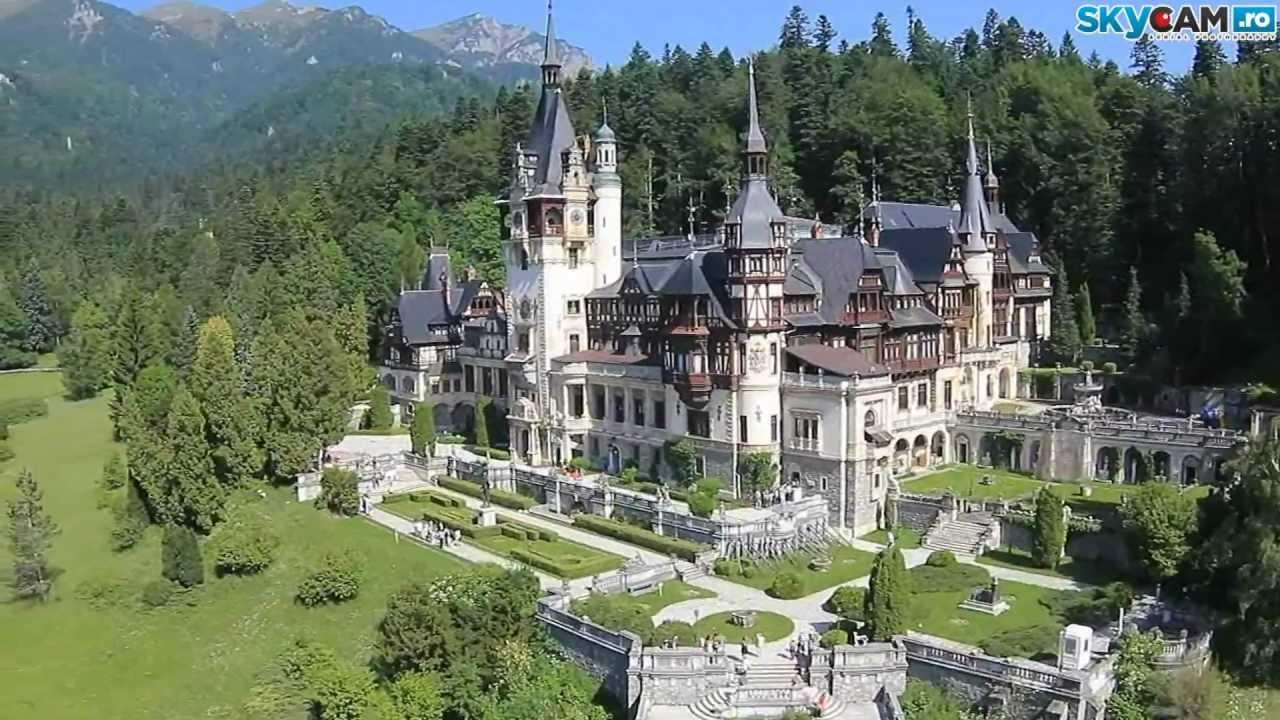Castelul Peles-Sinaia Romania - YouTube