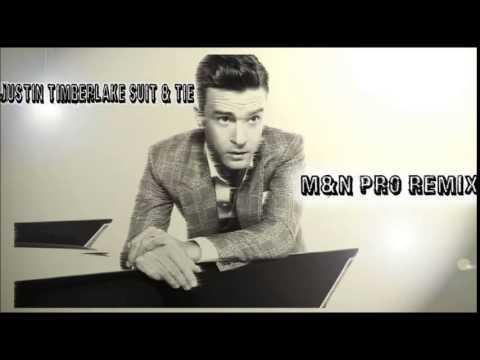 Justin Timberlake ft  Jay - Z -  Suit & Tie (M&N...