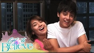 Repeat youtube video GOT TO BELIEVE Best Ending Ever Bloopers