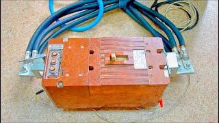 Проверка автоматических выключателей и трансформаторов тока(, 2013-08-30T08:32:12.000Z)