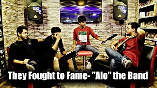 They Fought to Fame - Alo The Band- Archan