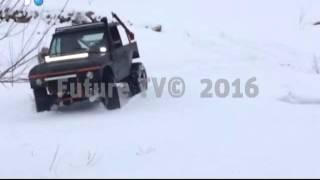 مشهد الثلوج المتراكمة وغزارة مياة الامطار امتد الى مختلف المناطق اللبنانية ساحلا وداخلا وجبلا