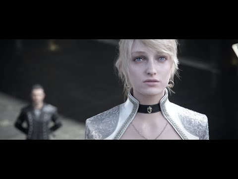 Kingsglaive: Final Fantasy XV CGI Movie Trailer | Uncovered Final Fantasy XV