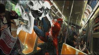 Homem Aranha do PS4 ganha vídeo de bastidores