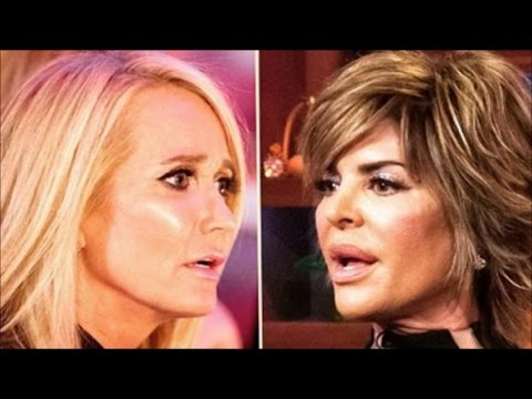 Lisa Rinna Live Q&A on the Reunion of the Real Housewives of Beverly Hills