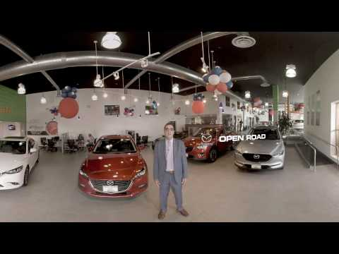 Open Road Mazda Of Morristown 360 Video