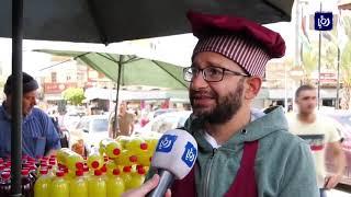 صحفي يبيع عصائر رمضانية ويدير موقع إخباري - (19-5-2019)