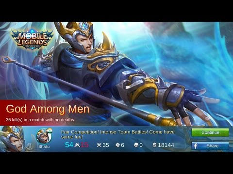 Yun Zhao (killing Machine) Mobile Legend,builds