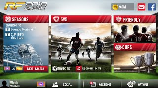 Real Football 2018 Lite Android Offline Low Graphics with Commentary