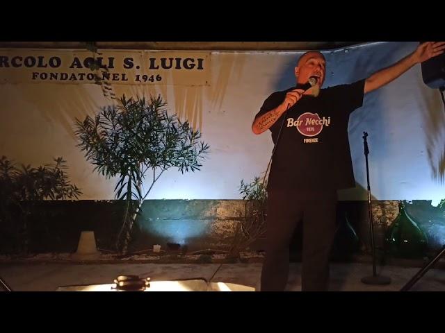 Daniele Raco live in Milan