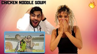 J-HOPE 'CHICKEN NOODLE SOUP (FEAT. BECKY G)' *FIRST TIME KPOP REACTION*!🔥