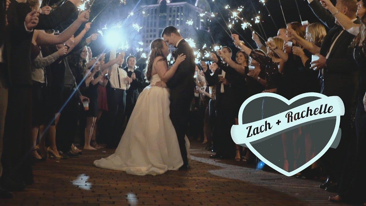 Zach + Rachelle Wedding Narrative