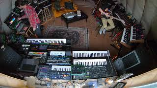 Telecaster Vibes (The SuperCut with @Aridonis Music) Jupiter-80, Prophet-6, MC-707, Squarp Pyramid