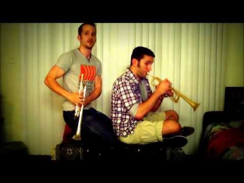Trumpet Karaoke  A Whole New World