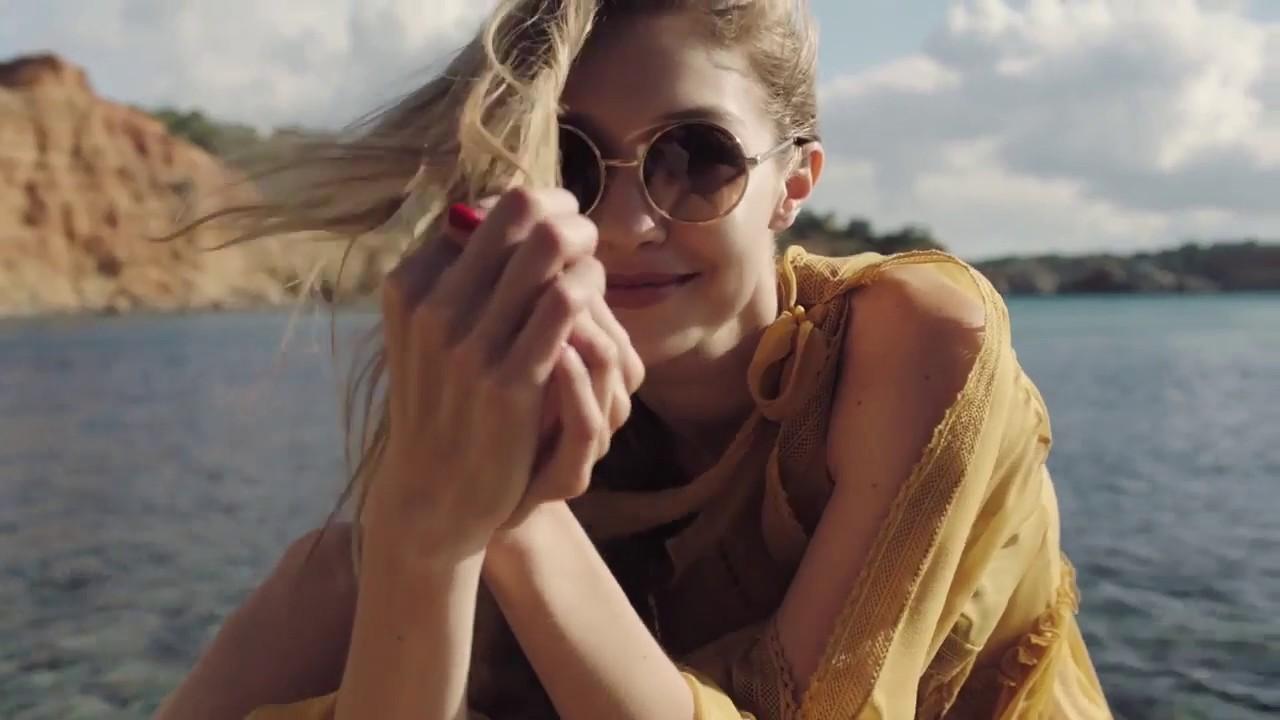 0d2c15b3e7 Gigi Hadid for Vogue Eyewear 2018 Campaign - YouTube