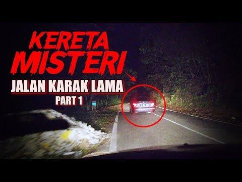 KERETA MISTERI JALAN KARAK LAMA!! Part 1 | FJ SERAM #6