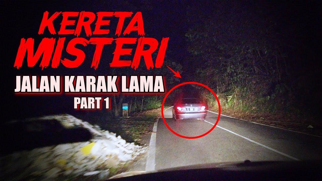 KERETA MISTERI JALAN KARAK LAMA!! Part 1   FJ SERAM #6