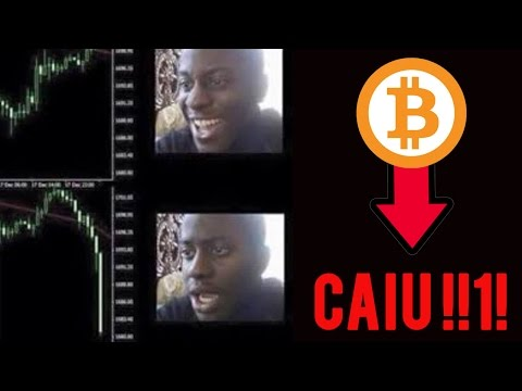 Bitcoin caiu, a bolha estourou? Bitcoin Morreu? E agora?