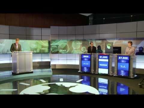 IBM's Supercomputer Beats Miles O'Brien at Jeopardy