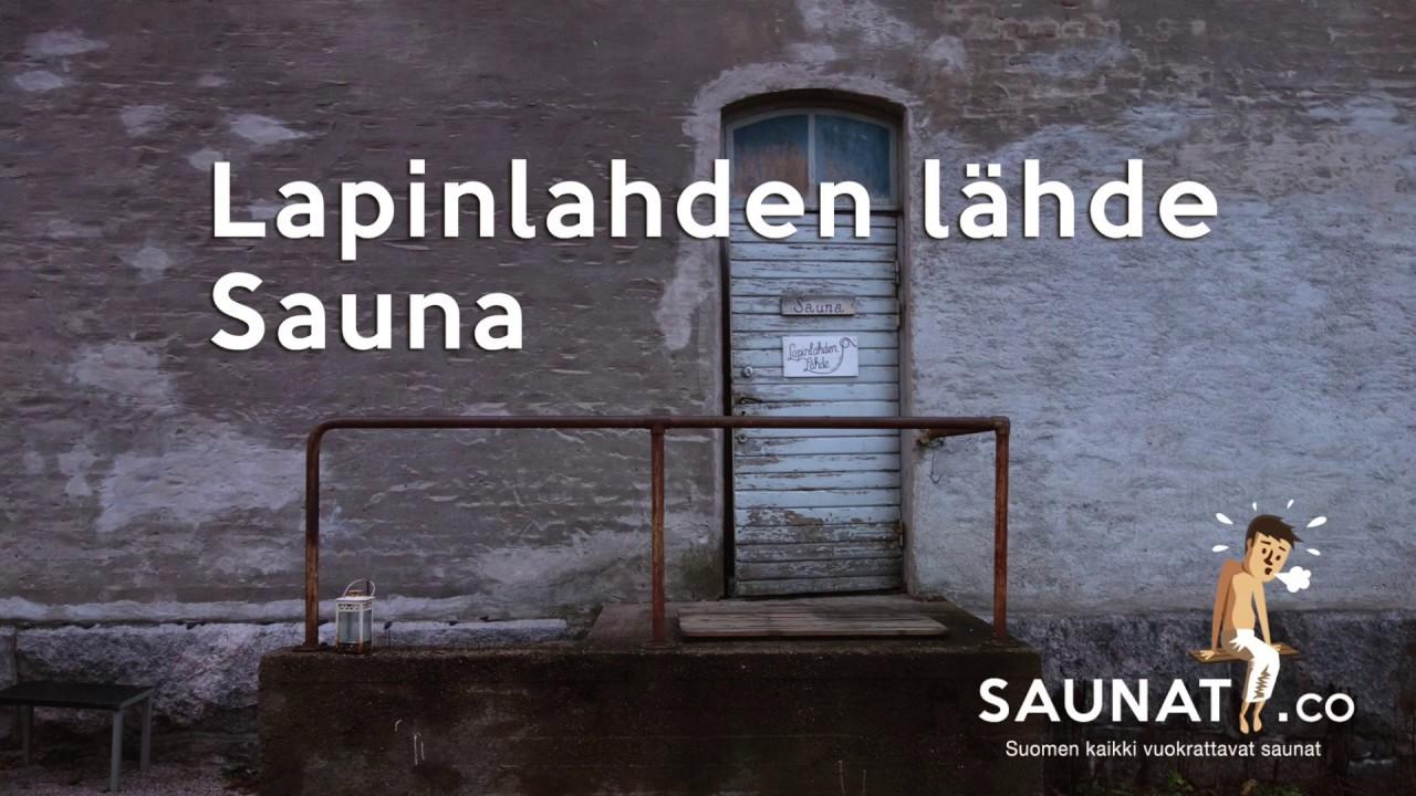 Lähteen Sauna