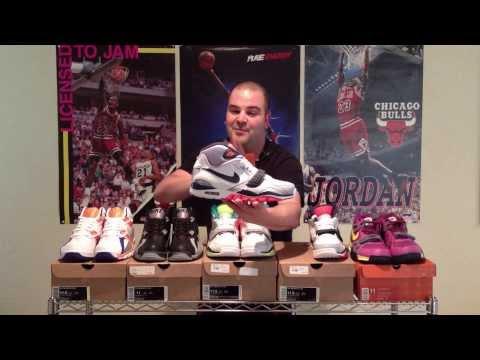 ShoeZeum Bo Knows Nikes