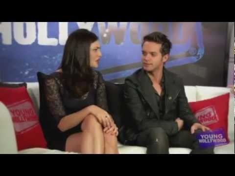Phoebe Tonkin & Thomas Dekker Interview