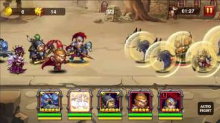 Heroes Charge - TL94 - Legendary Quest - Rifleman - Complete