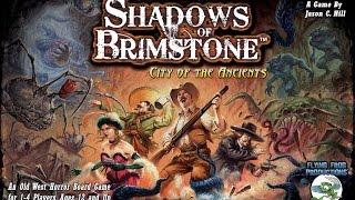 Shadows of Brimstone : Exploration - 1