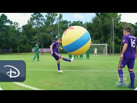 Orlando City Soccer Club - Orlando City Soccer Club Goes Toy Story!