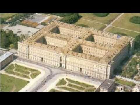 The Royal Palace of Caserta - Italy - Unesco World  Heritage Site