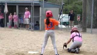 sk girls slow pitch softball 2009
