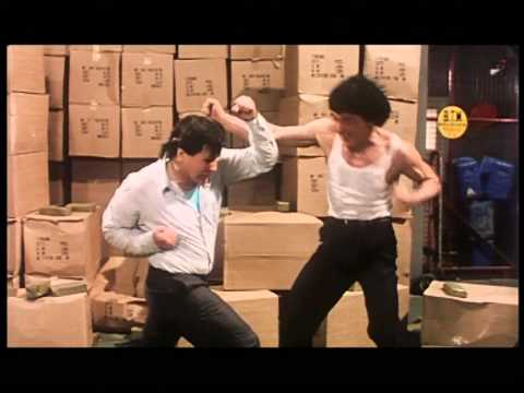 Jackie Chan - Dragons Forever Endfight