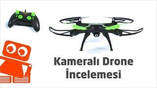 En Ucuz Kameralı Drone İncelemesi - Robotistan.com