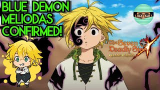 Blue Demon Meliodas Has Arrived & Charity Stream Friday 5/29 | Seven Deadly Sins Grand Cross Global