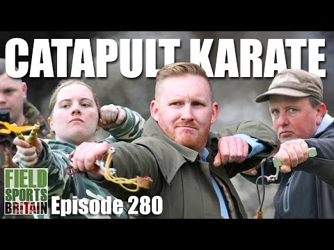 Fieldsports Britain - Catapult Karate