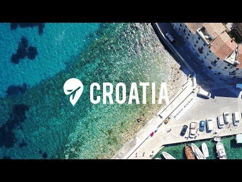 Croatia Travels | Desai Destinations | DJI Mavic Drone + GoPro | 4K