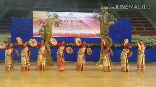 Bihu | national folk dance champion| Gauhati University | assam |